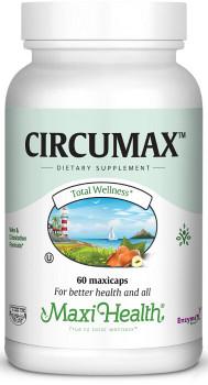 Maxi Health - CircuMax - Blood Circulation Formula - 60 MaxiCaps - DoctorVicks.com