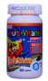 Uncle Moishy Vitamins - Multivitamin & Mineral No Iron - Grape Flavor - 60 Jellies - © DoctorVicks.com