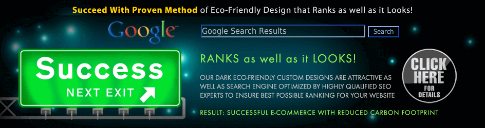 Eco-Friendly Web Design