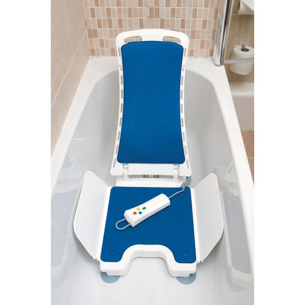 The Bellavita Auto Bath Lift A Bathing Solution That Will