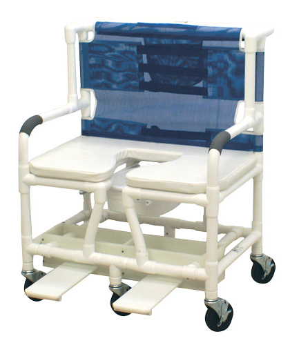 Bariatric Shower Chair with Wheels