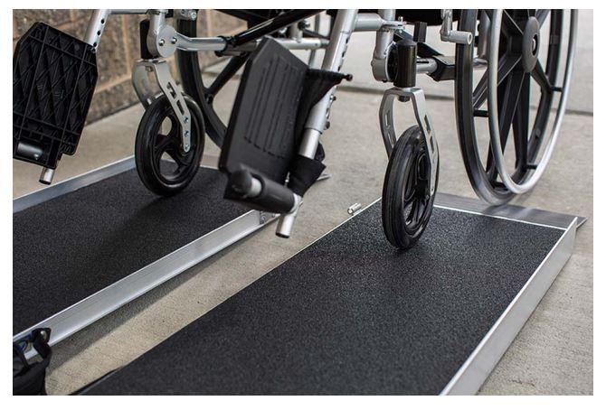 Doorway Ramps for Wheelchairs