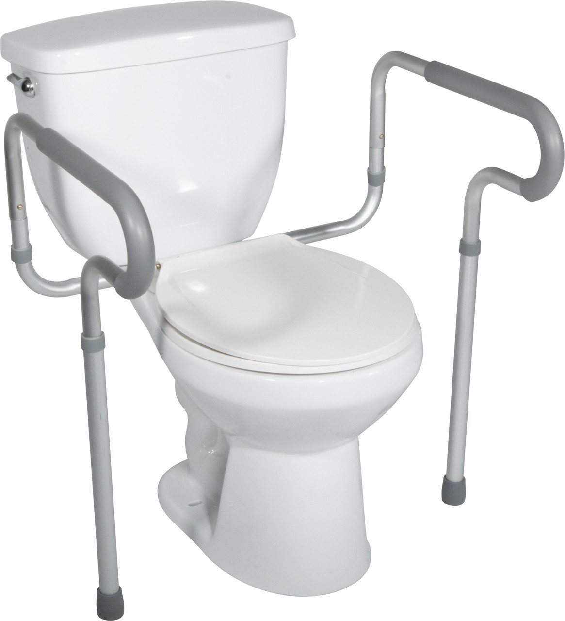Bathroom & Toilet Safety - Toilet Seat Risers & Safety Frames ...