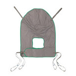 Easy Fit Sling, Large, Green/Gray, Solid Polyester