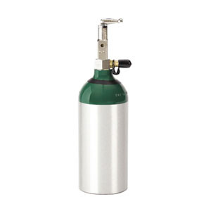 HomeFill Carrying Bag for HomeFill M9 Post Valve Oxygen Cylinder, Small