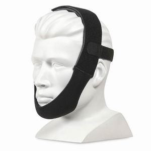 Respironics Premium Chin Strap, Washable, Latex-free, Black