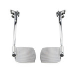 Swinging Footrests for Sentra EC Heavy Duty Extra Wide
