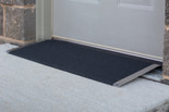 Angled Threshold Entry Plate, EZ Access, 10 Inch