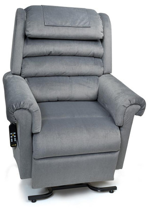 Relaxer Lift Chair, Large, Sterling