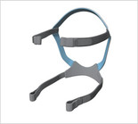 Quattro™ Air Blue Headgear (62756-57)