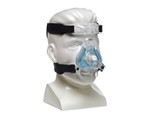 ComfortGel Blue Full Face Mask with Headgear, S-XL