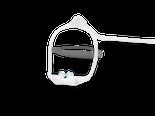 DreamWear Gel Pillows Mask with Medium Frame, Headgear, and Cushion Size Choice