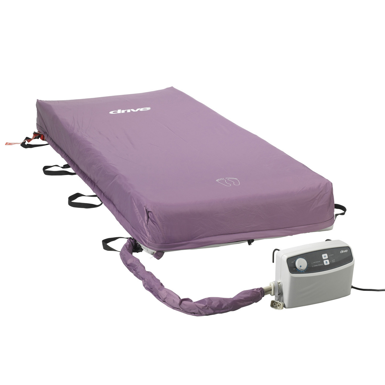 Med Aire Low Air Loss Mattress Alternating Pressure 14027