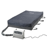 Med Aire Bariatric Heavy Duty Low Air Loss Mattress Replacement System, 60 Inch