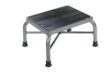 Heavy Duty Bariatric Footstool with Non Skid Rubber Platform - 13037-1sv| Free Shipping, Quick Delivery