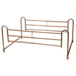 Home Bed Style Adjustable Length Bed Rails - 16500bv| Free Shipping, Quick Delivery