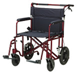 Bariatric Heavy Duty Transport Chair, bariatric wheelchair, bariatric transport chair
