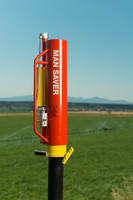 """99E-W Post Driver 3 -1/2"""" Max Diameter Recommended For Highway Guide Post, Drill Stem"""
