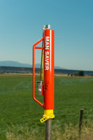 """99E-X Post Driver 2 -1/4"""" Max Diameter Recommended For Chain Link Fence"""