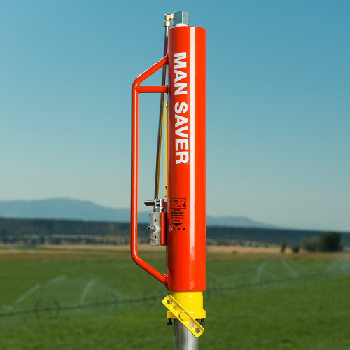 "99E-Y Post Driver 2 - 3/8"" Max Diameter Recommended For Chain Link Fence"