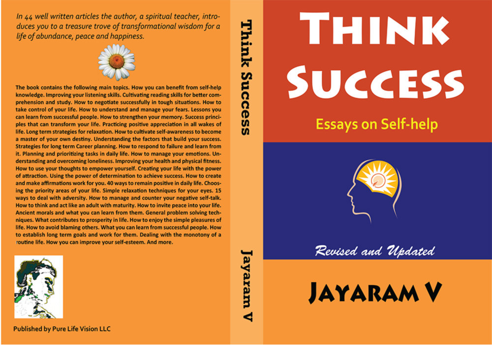 Think Success Essays On Selfhelp Larger  More Photos