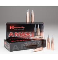 Hornady 50 Cal .510 750 gr A-MAX® - 20 Box