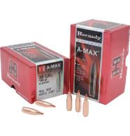 Hornady 30 Cal 155 gr A-MAX® - 100 Box