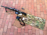 SORD Australia Shooting Mat - MultiCam Only