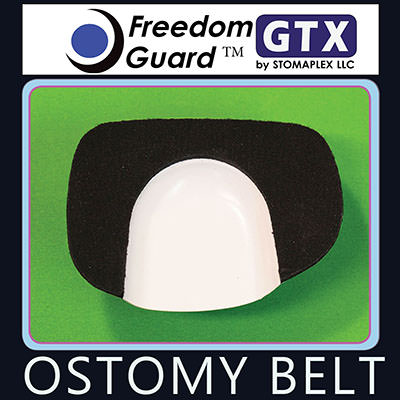 Stomaplex Ostomy protection is the best ostomy belt.  The Freedom-Guard GTX is the original stoma guard by Stomaplex.  The soft neoprene pad with nylon fabric makes this the softest stoma protector. This ostomy support belt and stoma guard is recommended for those looking to the best value. This stoma protection will be your ostomy clothing solution.