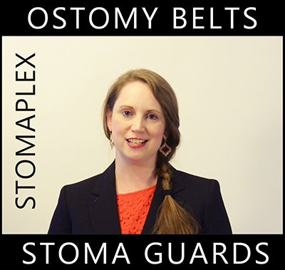 If you are a women in need of ostomy clothing or ostomy underwear, because you want the security of supporting your ostomy bag, then try the Stomaplex Ostomy Belt and Stomaplex Stoma Guard. This ostomy product will protect your stoma and support the weight of your ostomy bag after your stoma's output fills the ostomy bag.