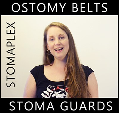 The women's ostomy sports belt will protect the stoma during extreme sports. The ostomy support belt will keep the ostomy sin barrier secure to the skin. Any women with an active lifestyle will benefit from this ostomy belt.