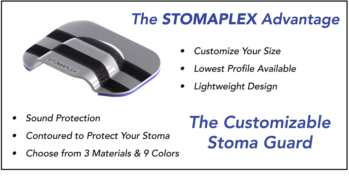 Stomaplex Ostomy Belt