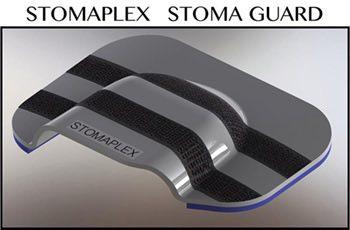 Stomaplex stoma guard
