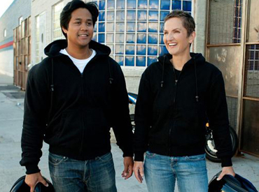 The<br><small>GoGo Gear Protective Jackets</small>