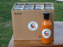 Case (12 ea) 12oz Buffalo Wing Sauce