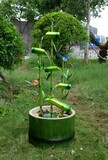 "38"" Bamboo Watering Fountain GRN118"