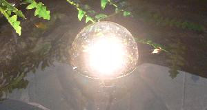 WL10 Floating Glass Ball