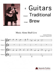 Music Alone Shall Live by Traditional/Brew