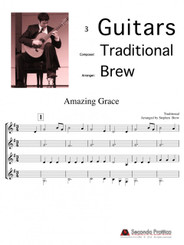 Amazing Grace by Traditional/Brew