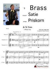 Je Te Veux (I Want You) by Satie/Priskorn
