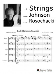 Lady Hammond's Alman by Johnson/Rosochacki