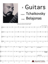 Dance of the Sugarplum Fairy by Tchaikovsky/Belajonas