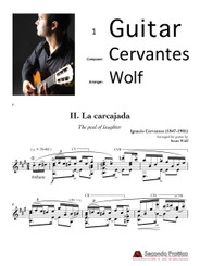 Escena 2: La carcajada (Peal of Laughter) by Cervantes/Wolf
