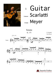 Sonata in a minor K.175 by Scarlatti/Meyer