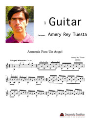 Armoní'a Para Un Angel by Amery Rey Tuesta
