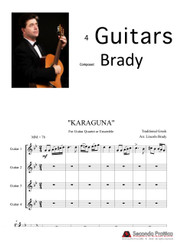 KARAGUNA by Greek/Brady