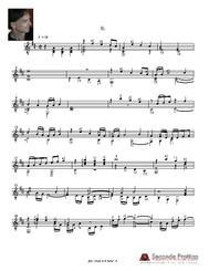 Suite in B minor by Wallace