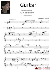 So to Serenade by Wallace