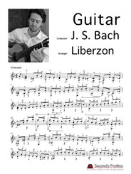 Violin Partita No. 2 in D minor - 2 Courante by Bach/Liberzon