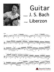Violin Partita No. 2 in D minor - 4 Gigue by Bach/Liberzon